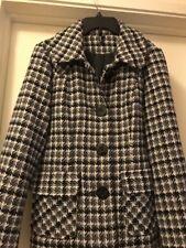 Women's  Houndstooth Coat/Blazer, Size Medium, Beautiful Coat!
