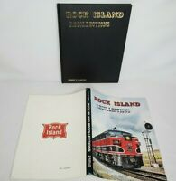 Rock Island Recollections by Robert P. Olmsted Hardcover 1982 First Printing