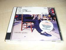 Jimmy FOX-I Am The Spider-Electronic Lounge-extrêmement RAR-CD