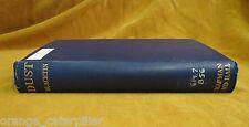 DUST S Cyril Blacktin Asbestos Asbestosis 1934 RARE Hazard Ventilation Textile