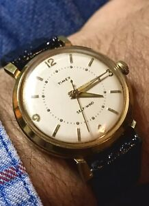 Vintage Timex Viscount Automatic 1959