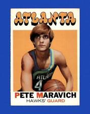 1971-72 Topps Set Break # 55 Pete Maravich EX-EXMINT *GMCARDS*