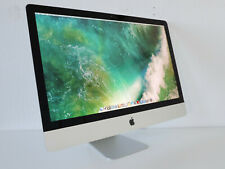 Apple iMac 27 Core i7 3,5 GHz 32 Go RAM 1 TO SSD OS Catalina Top
