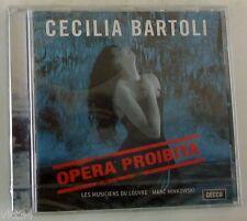 CECILIA BARTOLI - OPERA PROIBITA - CD Sigillato