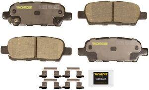 Rr Premium Ceramic Brake Pads  Monroe  CX1393