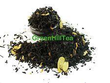 Almond natural flavored black loose leaf  tea 1/2 LB