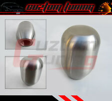 90-98 FIRST GEN MAZDA MIATA MX 5 1LB HEAVY WEIGHTED STAINLESS STEEL SHIFT KNOB