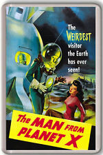THE MAN FROM PLANET X 1951 FRIDGE MAGNET IMAN NEVERA