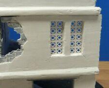 1/35 scale Diorama Accessories Concrete screen blocks