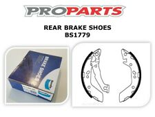 REAR BRAKE SHOES FOR HYUNDAI ACCENT 2000-2006 180mm DRUM 1.5 & 1.6 LTR - BS1779