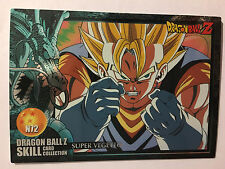 Dragon Ball Z Skill Card Collection N72