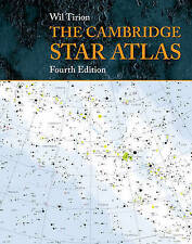 The Cambridge Star Atlas by Wil Tirion (Spiral bound, 2011)