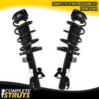 2 Front Quick Install Complete Strut and Spring Assembly for 04-13 Mazda 3