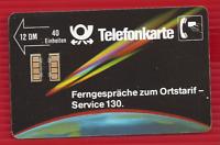 Telefonkarte - P- Serie -  WEITE Nr. (28mm)