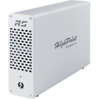 HIGHPOINT TECHNOLOGIES RS6661A THUNDERBOLT 3 TO PCIE 3.0 X16