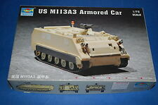 Trumpeter 07240 - US M113A3 Armored Car   scala 1/72
