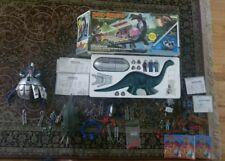 Dino Riders Diplodocus W Box Tyco Rare 1987 Works Huge Lot Torosaurus