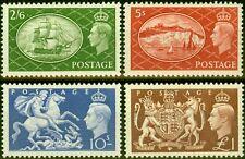 GB 1951 Set of 4 SG509-512 Fine & Fresh Mtd Mint