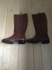 Brand New Boden Ladies Leather Boots Size 40/6.5
