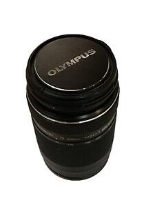 Olympus M.Zuiko 75-300mm f/4.8-6.7 ED II Lens for Micro Four Thirds Camera
