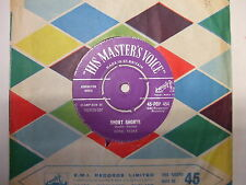 POP 454 Royal Teens - Short Shorts / Planet Rock - 1957