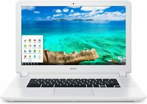 Acer Chromebook 15 CB5-571-C10Z, 15.6-Inch, 4GB RAM, 16GB SSD, Intel HD Graphics