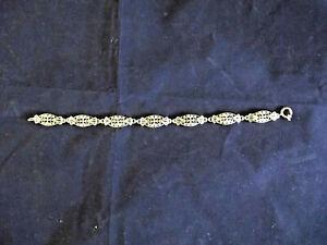 Art-Deko Armband, 800er Silber, deutsch, 1920-40