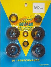 Yamaha YZ125 YZ 125 2005 - 2016 Engine Oil Seal Kit