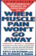 When Muscle Pain Won't Go Away: The Relief Handbook for Fibromyalgia-ExLibrary