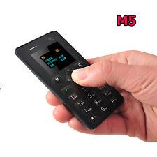 GSM 850/900/1800/1900MHZ AIEK M5 Single Core 1.0 Inch Screen Keyboard Bluetooth