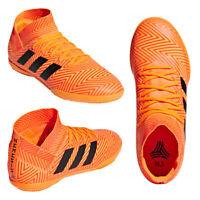 Adidas Nemeziz Tango 18.3 IN J Kids Shoes Boys Youth Soccer Sneaker Futsal 11.5