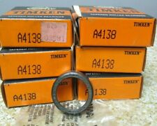 Timken A4138 Roller Bearing Cup Lot Of 6 Nos