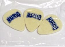 Mahalo Felt Pick Plectrum for Ukulele or Banjo - Pack of Three