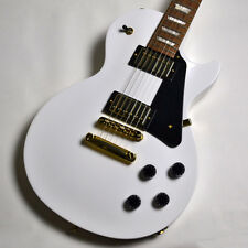 Gibson: Electric Guitar Les Paul Studio 2017 Limited GH Alpine White NEW