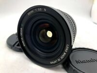 【EXC+3】Mamiya Sekor C 35mm f/3.5 N Lens For M645 1000S Super Pro TL From JAPAN