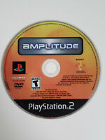 Amplitude (Sony PlayStation 2, 2003 PS2) - Disc Only, Tested