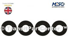 A SET OF 4 O.E FUEL INJECTOR SEAL FORD TRANSIT MK7 2.2 FWD 2.4 3.2 RWD 2006-2014
