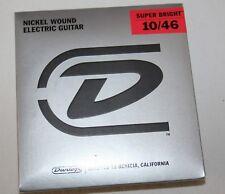 Dunlop Marcus Miller  Super Bright jeu de cordes pour guitare électrique 10/46