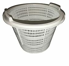 Poolrite Skimmer Basket S1800 Old style with hole in bottom