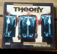 Theory of a Deadman  Scars & Souvenirs Special Edition CD & DVD like new