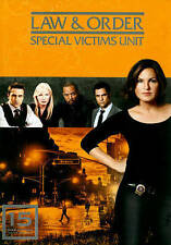 Law  Order: Special Victims Unit - Fifteenth Year 15 (DVD, 2014, 5-Disc Set)