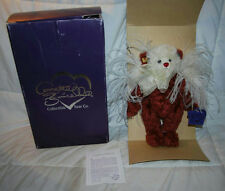Annette Funicello Collectible Mohair Bear Kaley Le Limited Edition Coa New Htf