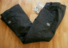 Womens Roxy Snowboard Trousers Utility Range , Black Ski Pants Size M