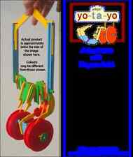 YO-TA-YO LIMITED EDITION DUAL YOYO WITH TRAPEZE ARTIST - MADE IN THE UK - NEW