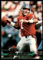 1993 Topps Stadium Club John Elway Denver Broncos #70
