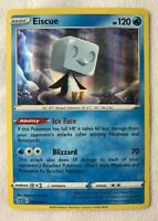 Eiscue HOLO RARE 054/192 SWSH Rebel Clash Pokemon NM