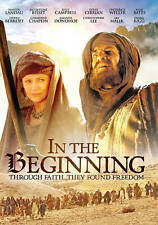 In the Beginning DVD Martin Landau Jacqueline Bissett Brand New Sealed