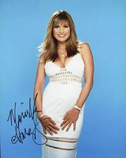 "MARISKA HARGITAY Authentic Hand-Signed ""LAW & ORDER SVU"" 8x10 photo"
