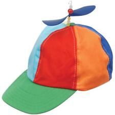 BRAND NEW ADULT SIZE FUNNY PROPELLER HELICOPTER NOVELTY HAT dunce party fun new