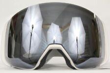 Smith 4D Mag Snow Goggles White Vapor, Chromapop Sun Platinum Mirror Lens 59683